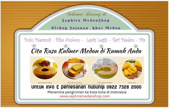 Saphira MedanShop